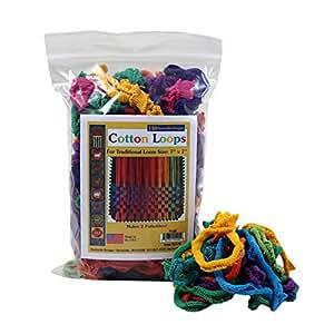 Harrisville Designs Harrisville Designs Cotton Loops, Multi Color Pack