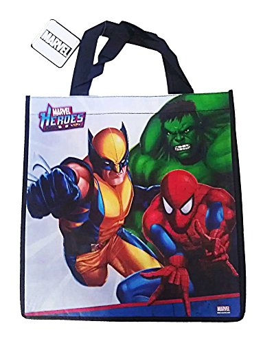 Marvel Heroes Spiderman Tote Bag - 1