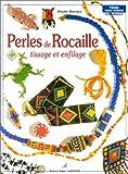 echange, troc Bonnave/Brigitte - Perles de rocaille tissage et enfilage t 2