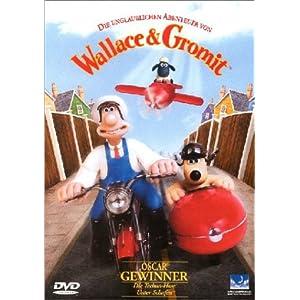 Wallace & Gromit – Alles Käse