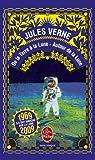 De la terre à la Lune ; Autour de la Lune : Coffret en 2 volumes