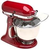 KitchenAid Artisan Series Mixer RRK150ER, 5-Quart, (Certified Refurbished)