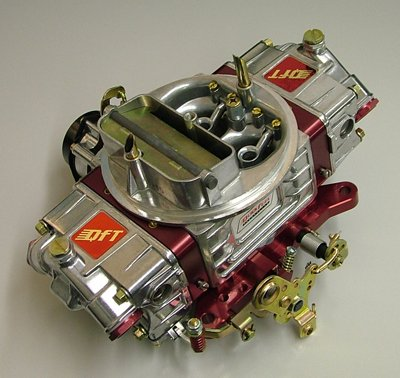 Quick Fuel SS-650 650 CFM Aluminum Double Pump Carburetor (Quick Fuel Double Pumper compare prices)