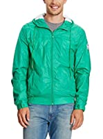 FRENCH COOK Chaqueta Impermeable Raincoat (Verde)