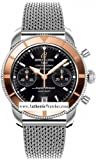 Breitling Superocean Heritage Chronographe 44 Men's Steel & Gold Automatic Watch