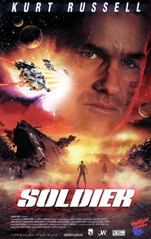 Soldier [VHS]