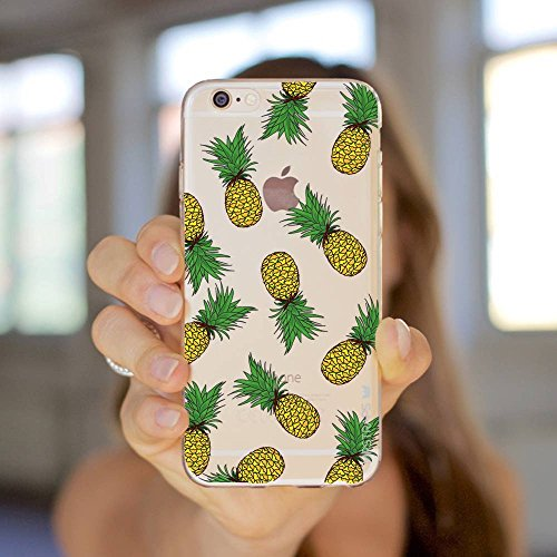 MrSTRAPS Cuty Case Ananas iPhone 6 / 6s