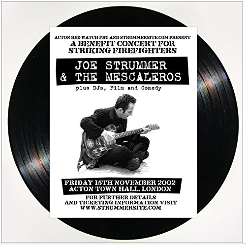 Vinilo : Joe Strummer and the Mescaleros - Live At Acton [limited Edition] [indie Only] (Limited Edition, Indie Exclusive, 2PC)