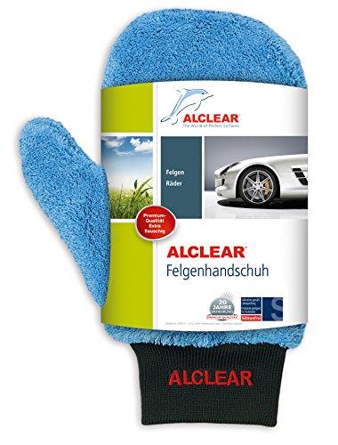 ALCLEAR-950013WH-Premium-Waschhandschuh-wei-mit-schwarzem-Bndchen
