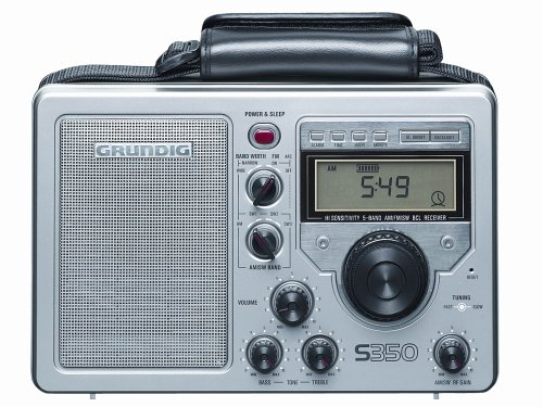 ETON S350 AM/FM Shortwave Radio