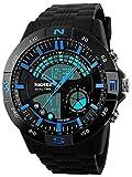 Skmei HMWA05S088C0 Analog-Digital Men's Watch