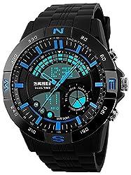 Skmei HMWA05S088C0 Analog-Digital Mens Watch