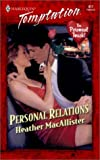 Personal Relations (The Personal Touch) (Temptation, 817)