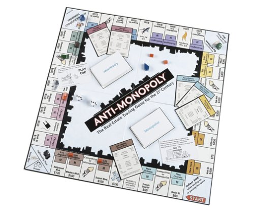 Anti-Monopoly Game was subject to lawsuit