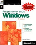 PROGRAMMER SOUS WINDOWS. 5�me �dition...