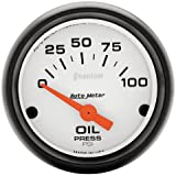 Auto Meter 5727 Phantom Electric Oil Pressure Gauge