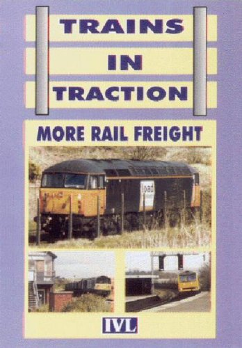 Trains In Traction - More Rail Freight [DVD]