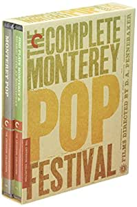 The Complete Monterey Pop Festival (The Criterion Collection) [Blu-ray]