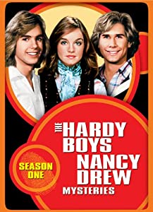 Hardy Boys Nancy Drew Dvds