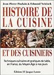 Histoire de la cuisine et des cuisini...