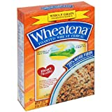 Wheatena Toasted Wheat Cereal, 20-Ounce Boxes (Pack of 4) ~ Wheatena