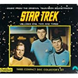 Star Trek: Music From The Original Television Soundtracks, Volumes One, Two And Three