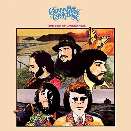 Cookbook / Best of Canned Heat