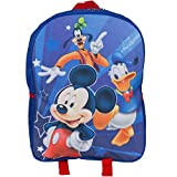Disney Characters - The Gang Starburst Medium Backpack