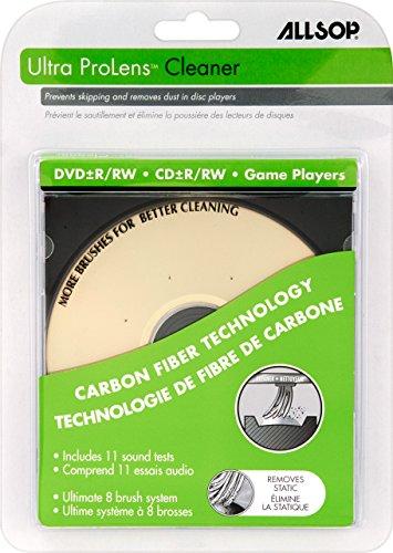 Allsop - DVD & CD Laser Lens Cleaner