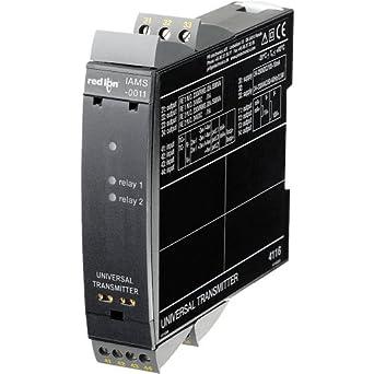 Red Lion IAMS 3-Way Isolator Intelligent Universal Signal Conditioner