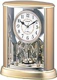 CITIZEN (シチズン) 置き時計 パルドリームR659 電波時計 4RY659-018