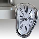 WMR Dalis Time Warp Shelf Clock 2965