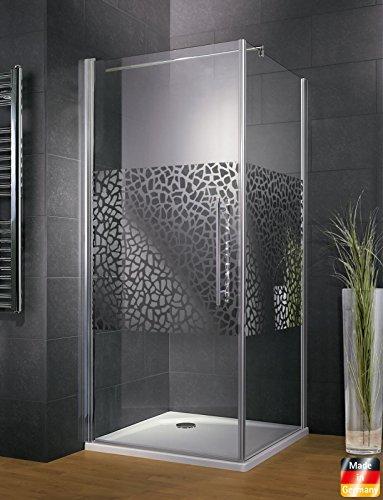 Dusche Eckeinstieg 90X90 : Duschkabine Dusche 90×90 Eckeinstieg Duschabtrennung Glas (ESG