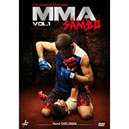 MMA: Sambo Vol. 1 by Hervé Gheldman - Mixed Martial Arts Fight Techniques