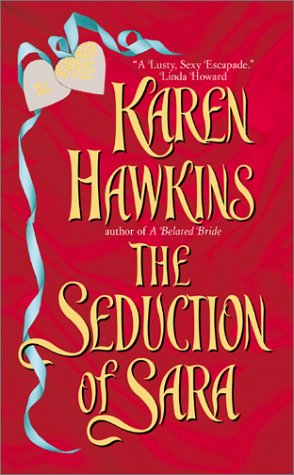 Image for The Seduction of Sara (Avon Romance)