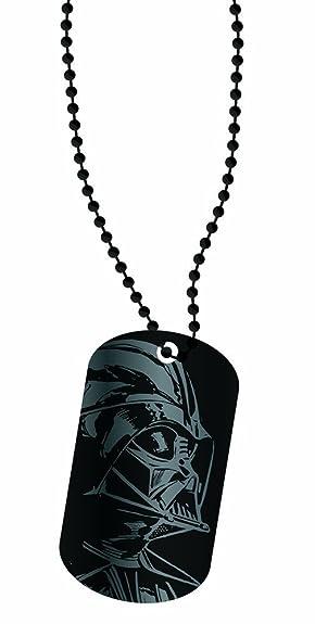 Star Wars Darth Vader Dog Tag Necklace