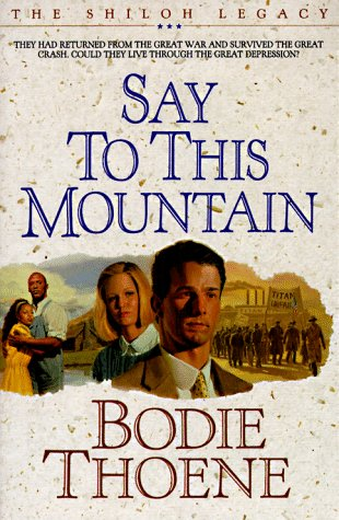 Image for Say to This Mountain (Shiloh Legacy Series, Book 3)