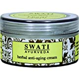 Swati Ayurveda Herbal Anti-Aging Cream( Paraben Free) 50 Gm