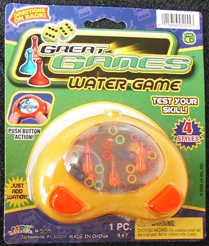 JA-RU Handheld Water Toy - 1