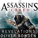Revelations: Assassin's Creed, Book 4 Audiobook by Oliver Bowden Narrated by Gildart Jackson