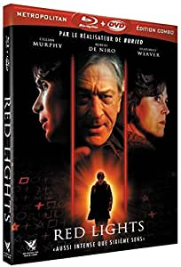 Red Lights [Combo Blu-ray + DVD] [Combo Blu-ray + DVD]