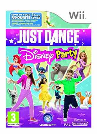 Just Dance Disney Party  (Nintendo Wii)