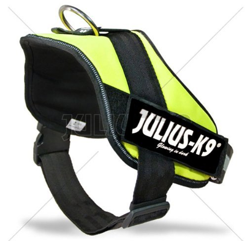 16IDC-L-NE-3-Julius-K9-IDC-LIGHT-Geschirr-Gr-3-Farbe-neon-grn-Hundegeschirr-Suchhundgeschirr-Rettungshundgeschirr-Brustumfang-82-118-cm-K-9