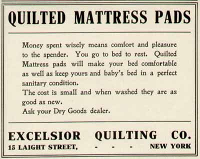 History Of Mattresses front-629743