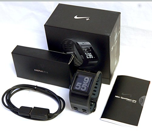 Nike-SportWatch-GPS-Powered-by-TomTom-Black