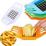 Shopo's Potato Chips French Fries Vegetable Vertical Cut Cutter Slicer Chopper