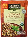 Seeds of Change Quinoa and Brown Rice, 8.5 oz./6pack
