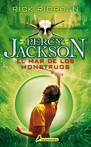 El mar de los monstruos: Percy Jackson y los dioses del Olimpo II