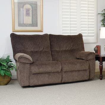 Double Reclining Loveseat Color: Gazette Basil