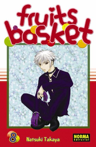 Fruits Basket vol. 8 (En espanol) (Fruits Basket (Spanish))